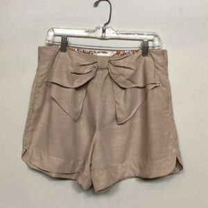 Anthropologie High Waisted Short